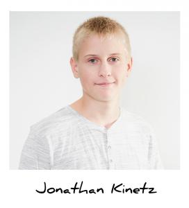Jonathan, Auszubildender Industriemechaniker