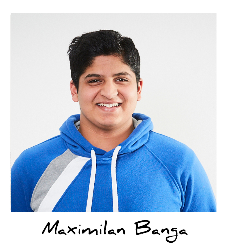 Maximilian, Auszubildender Medientechnologie Tiefdruck