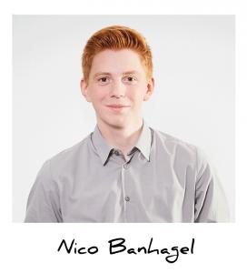 Nico, Auszubildender Industriekaufmann