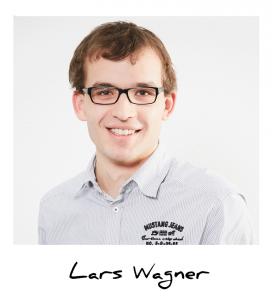 Lars, Auszubildender Groß- und Außenhandelskaufmann bei Indes Fuggerhaus