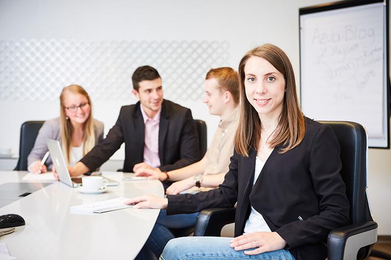 Kaufleute für Marketingkommunikation, Ausbildung bei A.S.Création, rheinfaktor, PR