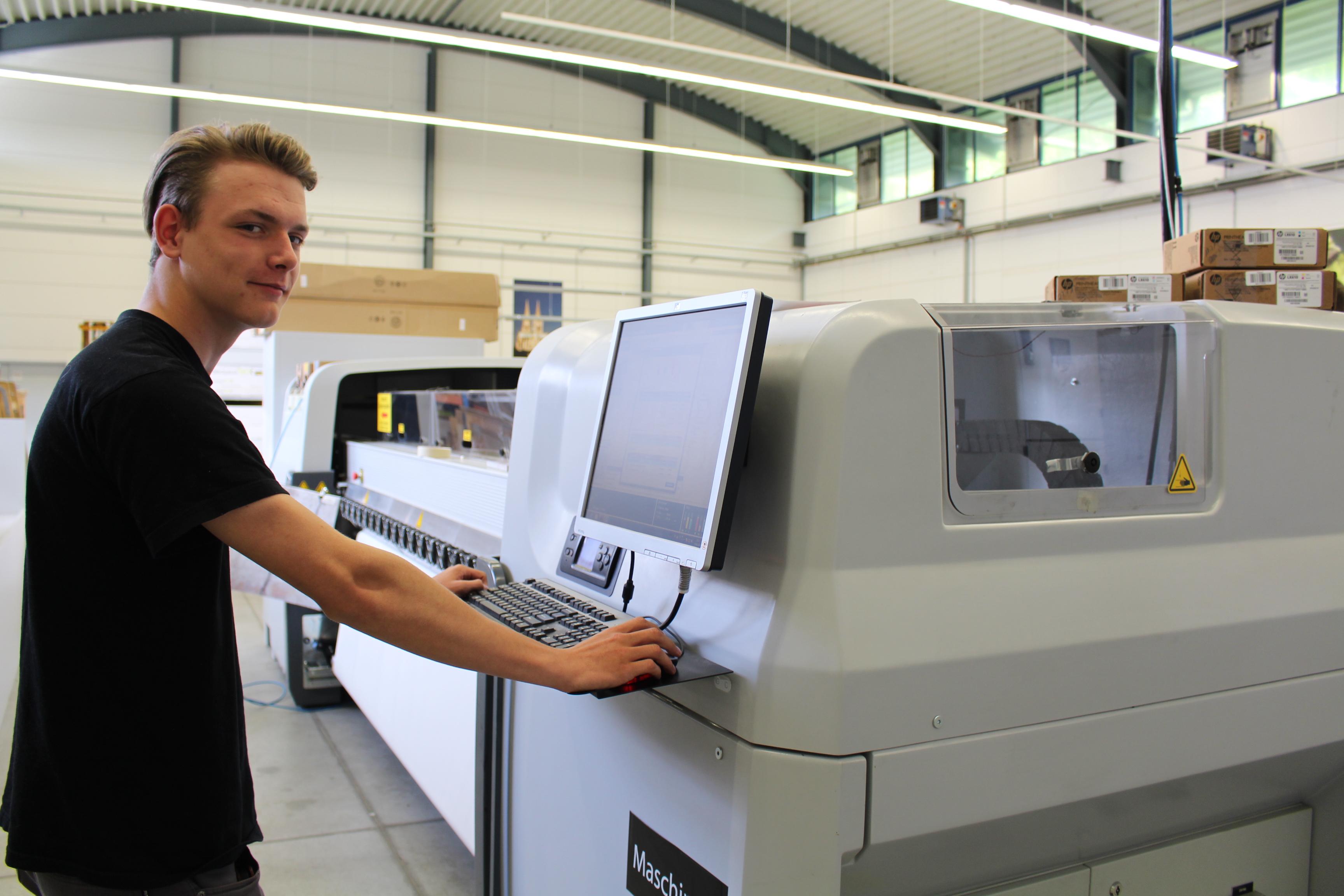 Ausbildung Medientechnologe, A.S. Création in Wiehl und Gummersbach