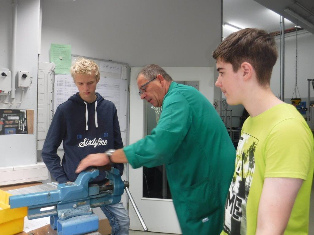 Bildungswerk Oberberg A.S. Création in Wiehl und Gummersbach
