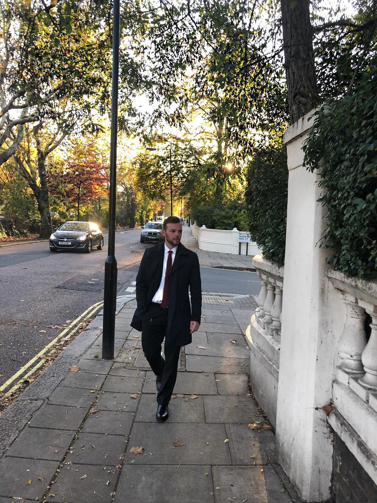 Arbeiten in London