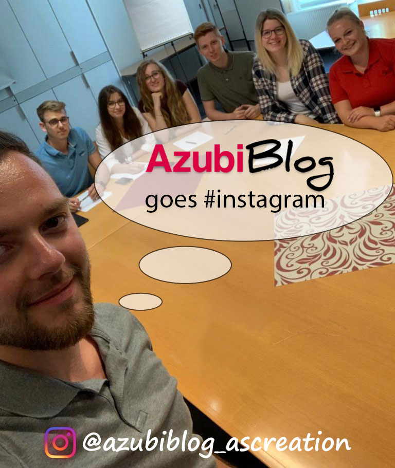 AzubiBlog A.S. Creation - Instagram