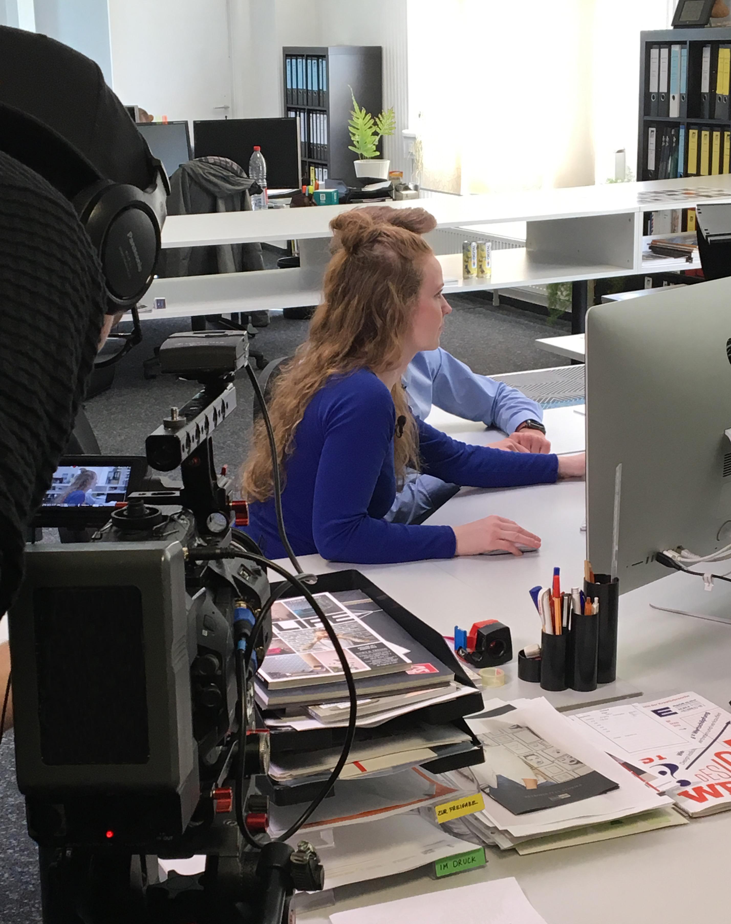IHK-Film, Ausbildung bei A.S. Création